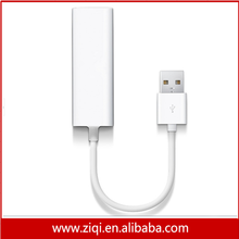 USB 2.0 to RJ45 LAN Ethernet Network Adapter for MacBook air LAN Ethernet network Adapter for Apple Accesso