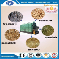Trade Assurance hot sale with low price timber waste/grain shell/sago biomass steam bits of wood pellet boiler