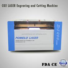 80w 100w 130w 150w acrylic fabric wood mdf laser cutting machine paper fabric with ceflorence