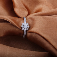 OUXI wholesale fashion 925 italian sterling silver ring Y70014