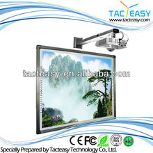 2015 Good price of Multi touch electronic interactive whiteboard