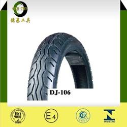 DEJI strong Beautiful motorcycle tires 110/90-16