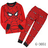 2014 fashion cheap spider-man pajamas for kids
