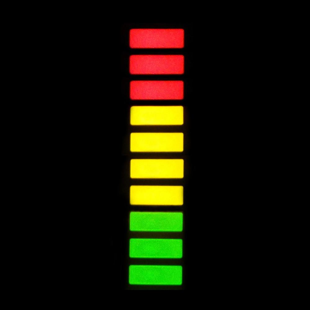 10 segments bargraph led display light bars/array