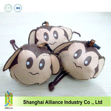 Environmental Monkey shape foldable bag high quality