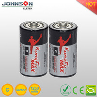 HOT SALE size c r14 dry battery c size r14 battery 1.5v