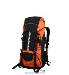 Wholesale promotion backpack hiking bag made of nylon