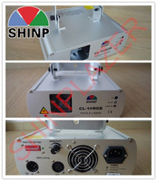 Shinp RGB laser CL-10RGB 260mw dmx light show stage lighting