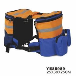 Multi-Function Detachable Dog Saddle Bag