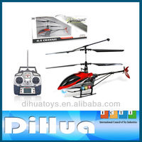 High Quality 4.5 Channels RC Helicopter Long Fly Time with GYRO