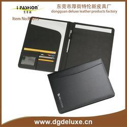 china a4 pu portfolio / conference folder