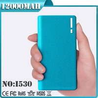 New Arrival Big Capacity 23000mAh back power bank for Tablet/Mobile phone