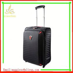 H1415 Hot sale trolley luggage, carry-on trolley nylon luggage