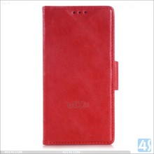 2015 brand new magnetic luxury leather flip cover pouch for Sony xperia Z4
