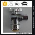 Maison appareil numérique sans plomb auto flow control valve