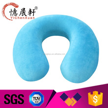 Supply all kinds of custom neck pillow,wave baby travel pillow,travel pillow with removable covers