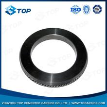 New design heat resistance tungsten carbide roller for rolling reo bar made in China