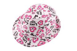cute Peach pattern Children's Formal Hats children formal hats NO.0110