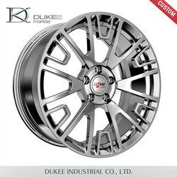 2015 High quality DK04-199001 5 hole alloy wheel rim, car wheel rim