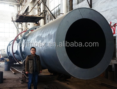 Activated Carbon Rotary Kiln Price
