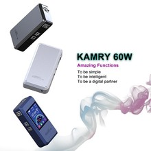 cheap wireless accessories vaporizer manufacturers kamry 60 watt electronic cigarette, magnet cover 7w~60w kamry60 vaporizer