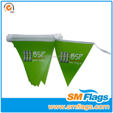 Bunting Triangle Flag String