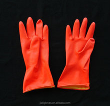 household latex gloves foreign trade of the kitchen water proof gloves household cleaning gloves manufacturer wholesale