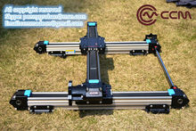 High Strength Motorized Linear Stage/Stepping Motor Drive/Servo Drive motor linear rail