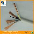 cables de cobre con aislamiento