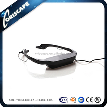 Video Glasses/virtual reality glasses/sunglass video display
