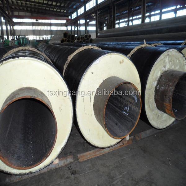 Metro de tubula o de vapor de isolamento de silicato de for Isolamento termico alta temperatura