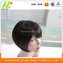 2015 New Design Thin Skin Top Natural Looking 100% Human Hair Wigs Virgin Brazilian Human Hair Full Lace design for black women.