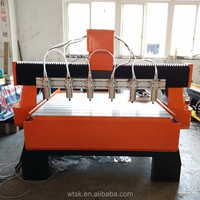 VMD-1513 Small Wood Relif CNC Machine
