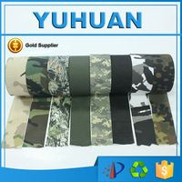 High Quality Hotsell Waterproof Outdoor Camouflage tape From China Supplier