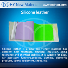 Silicone Leather for Handbags with Superior quality