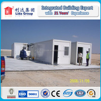 Mexico prefabricated container building