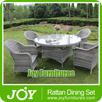Wholesale Cheap Outdoor Used Restaurant Synthetic Poly Rattan Furniture, Chinese Wicker Design Furniture