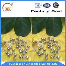 AISI316 G100 Bulk Stainless Steel Ball For Sex Toy