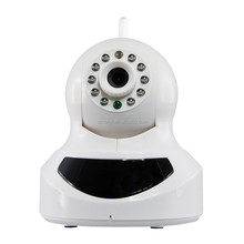 Promotion !New Hot Sale !Infrared IP Camera HD 720P WIFI P2P Camera Two-Way Audio Mobile Monitor Memory Card Recording