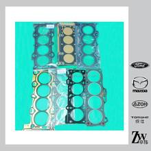 Car Parts Mazda Toyota Cylinder Head Gasket , Engine Head Gasket