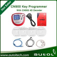 2015 hot sale device!!! cn900 key programmer transponder key blanks