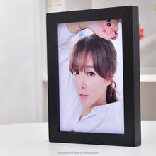 Black Magnetic Lovely Top Grade Photo Frame