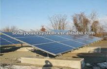 6kw high efficiency monocrystalline sun power solar panel