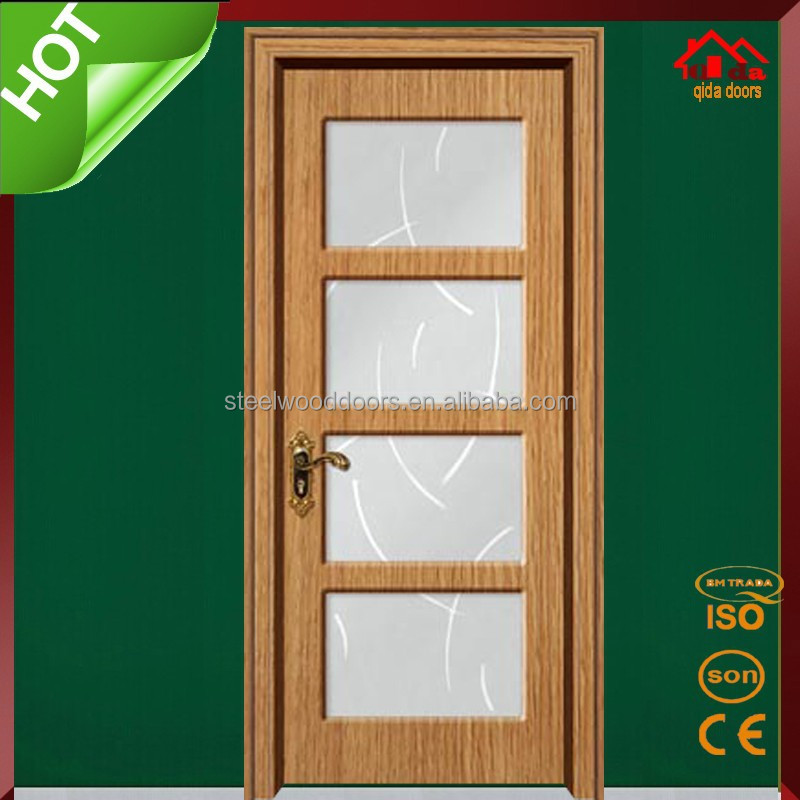 Cheap Price Pvc Bathroom Plastic Door