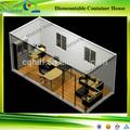 Barato diseño para requisitos particulares del hogar de contenedores