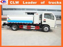Dong feng live fish tanker 4*2 truck Foton live fish transport truck 4*2