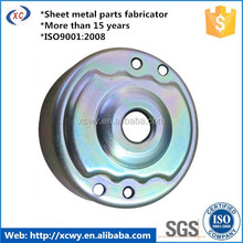 Tin plated steel stamping parts with sheet metal fabrication