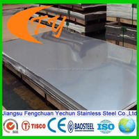 Factory price for 304 12 ga stainless steel sheet