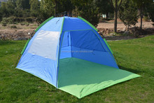 POP UP easy folding camping tents 2015 new UV beach tent