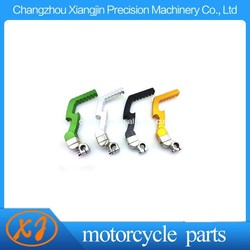 cnc aluminum body kit refit kick start lever cheap china motorcycle